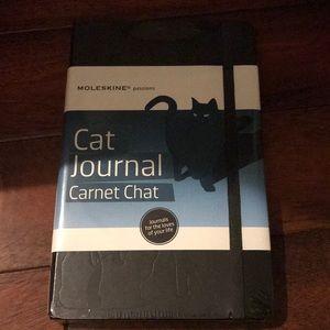Moleskin Cat Journal